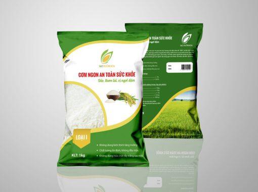 Bao bì gạo
